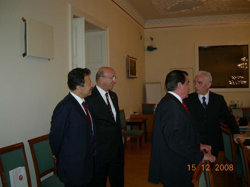 ZAGREB 14-16 Aralık 2008
