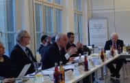 Yaşar Yakış Türkiye Çalışma Grubu'nun ikinci toplantısına katıldı
